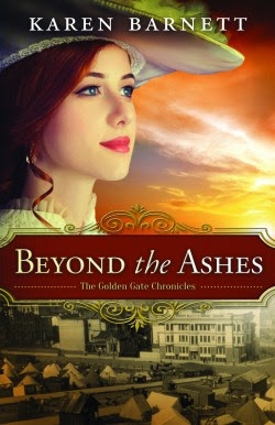 Beyond The Ashes Cover
