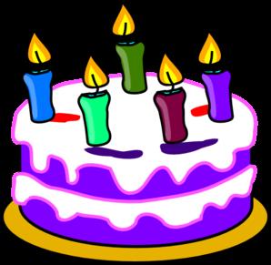 birthday cake clipart