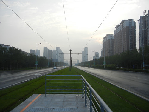 DSCN5149 _ Tram, Shenyang, China, September 2013