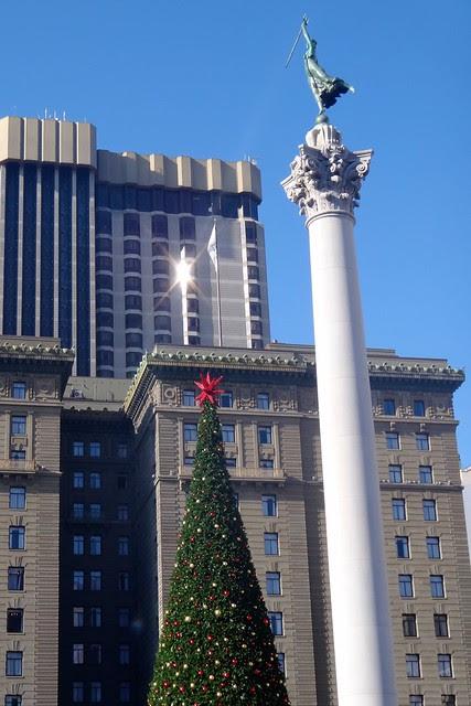 Weston Hotel, Union Square, San Francisco