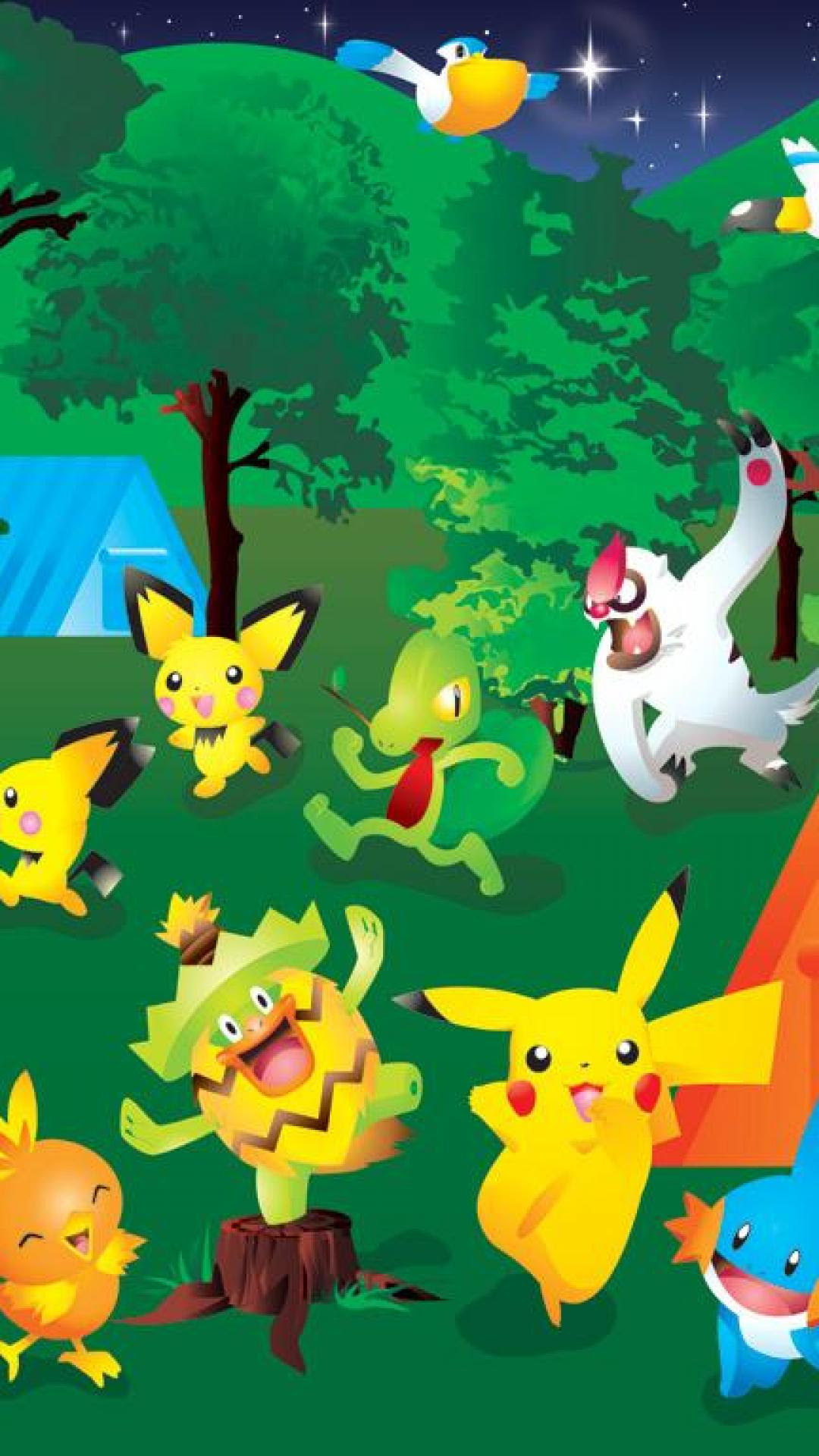 Free Pokemon iPhone Wallpapers   PixelsTalk.Net