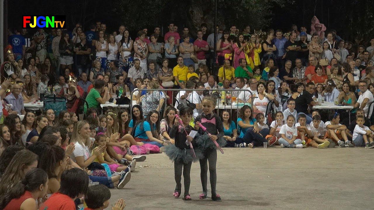 06. LAS RATITAS PRESUMIDAS - Disfraces - Festa La Vila 2014 - La Vilavella