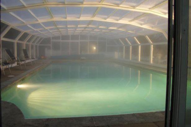 A pool at Littlecroft
