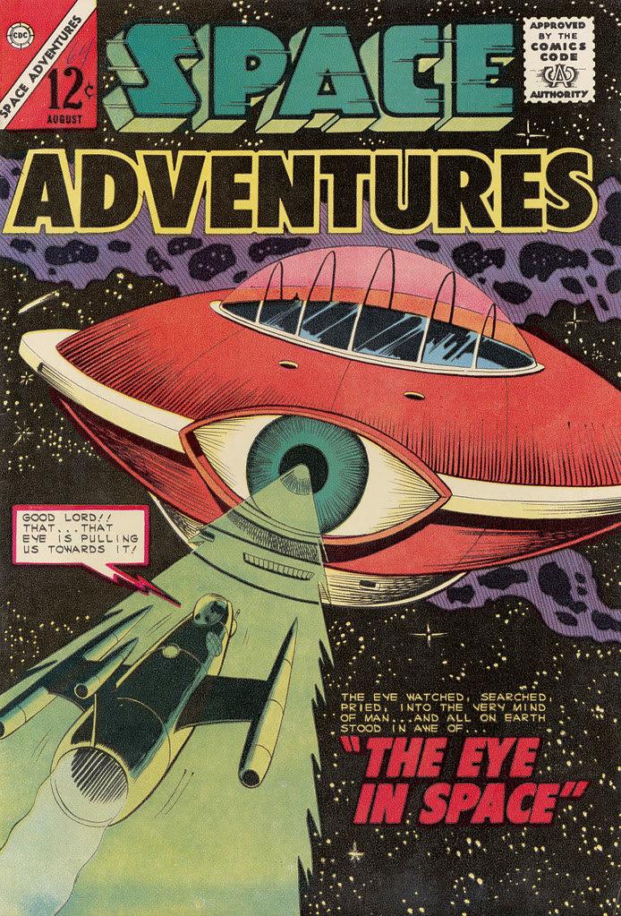 Space Adventures #58 (Charlton, 1964)