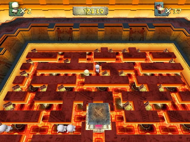 Mummy's Curse Free PC Game Screenshot