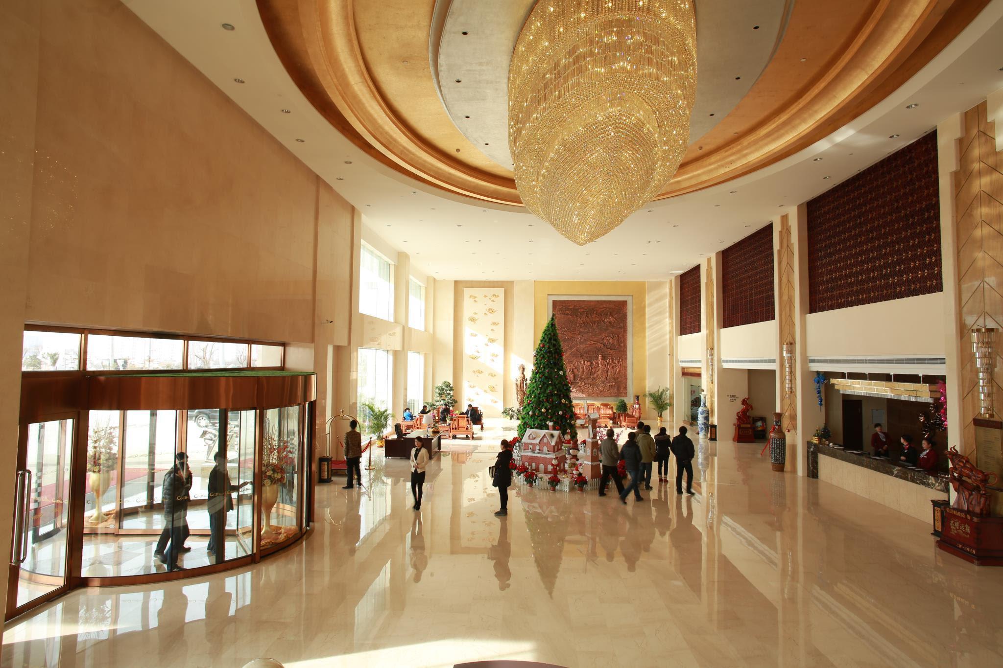hotel near Xianyang ShengShi TongKung International Hotel