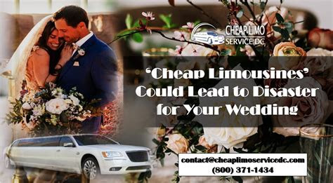?Cheap Limousines? Could Lead to Disaster for Your Wedding