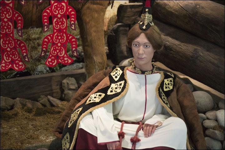 Ukok 'Princess'