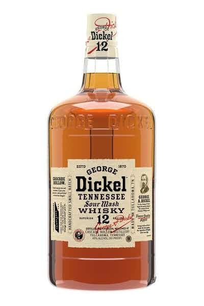 GEORGE DICKEL 12 YEAR 1.75L - Market Basket Wine and Liquors