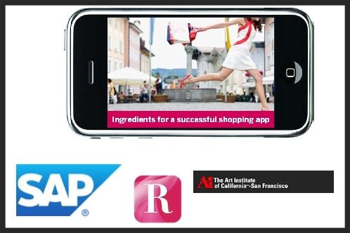 Ingredients of a successful shopping app - SAP, My Runway, Art Institute of California