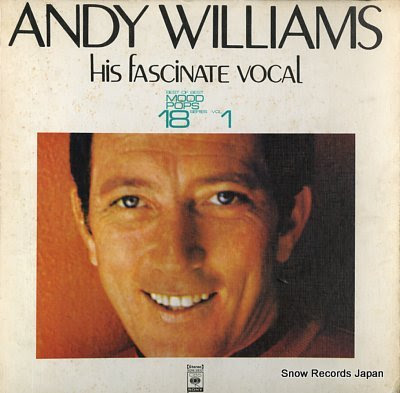 WILLIAMS, ANDY his fascinating voice