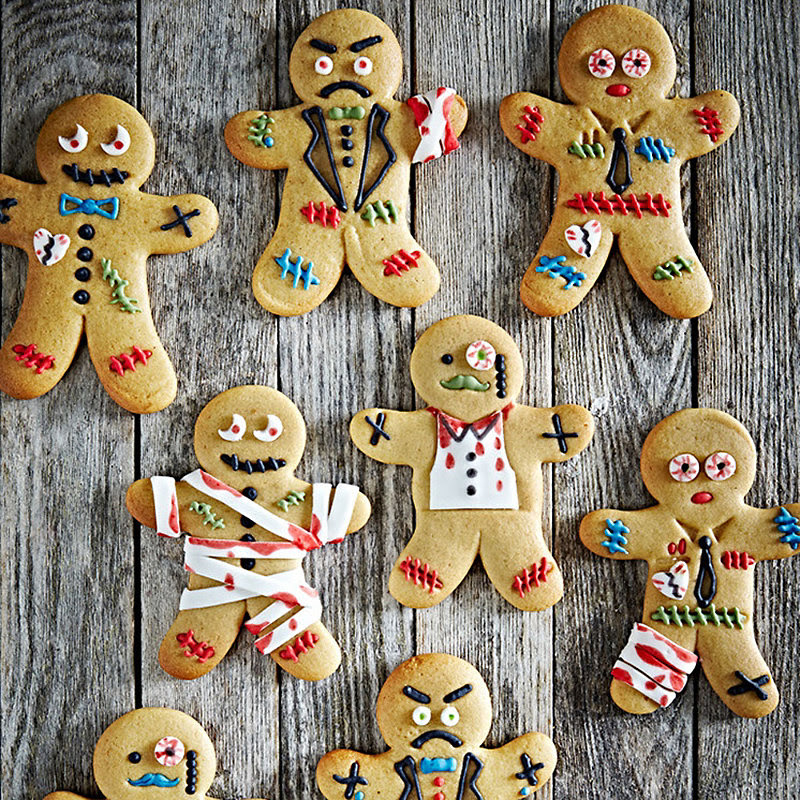 Gingerbread Boy Cookie Cutters
