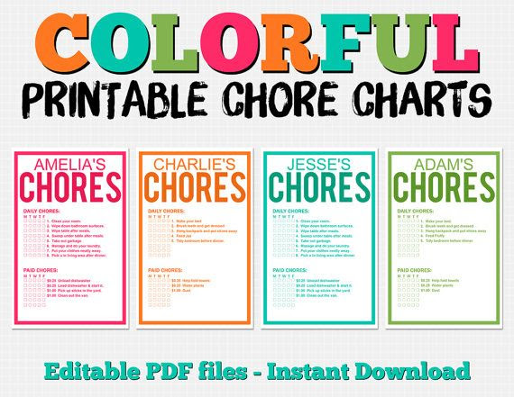 1000+ images about Kids charts and rewards methods on Pinterest ...