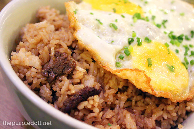 University Fried Rice (Medium P245)