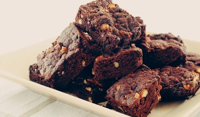 Brownie – Receita de Brownie