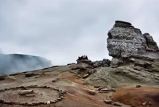 Βάση Εξωγήινων Γιγάντων Ανακαλύφθηκε στα όρη Bucegi της Ρουμανίας