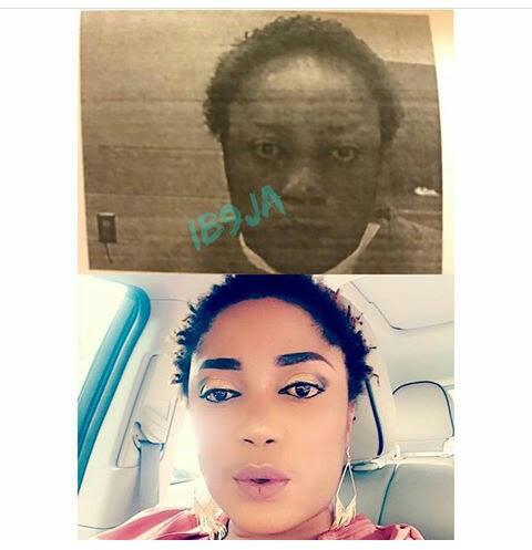 Image result for Mugshot Of Lola Margaret Oladipupo Arrested In US For Fraud (Photo)