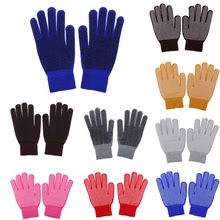 Woven Horse Riding Pimple Grip Gloves Accessories