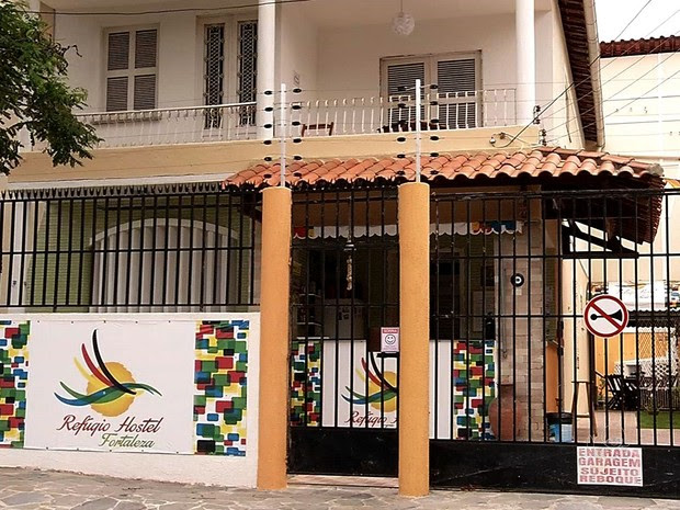 Corpo de italiana morta no Ceará vai ser liberado na próxima segunda-feira (Foto: Reprodução/TV Verdes Mares)