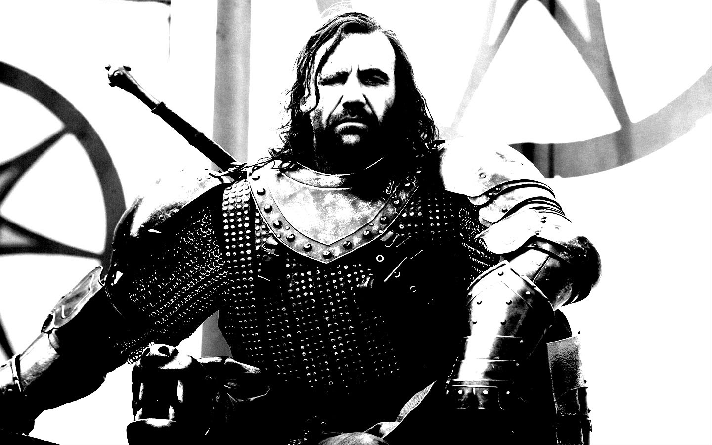 Sandor Clegane Game Of Thrones Wallpaper 30402384 Fanpop