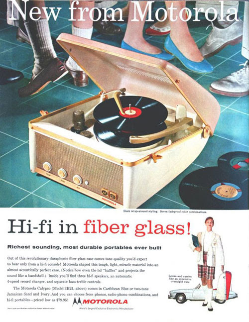 hi-fi in fiber glass
