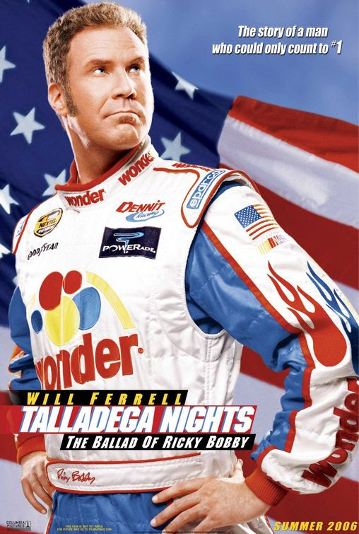If Youre Not First Youre Last Ricky Bobby At Phagin