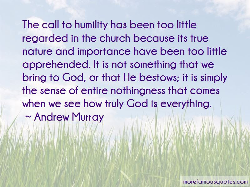 Andrew Murray Quotes Top 173 Famous Quotes By Andrew Murray