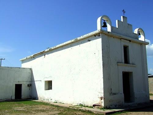 Misión de San José de Gracia, en Sonora