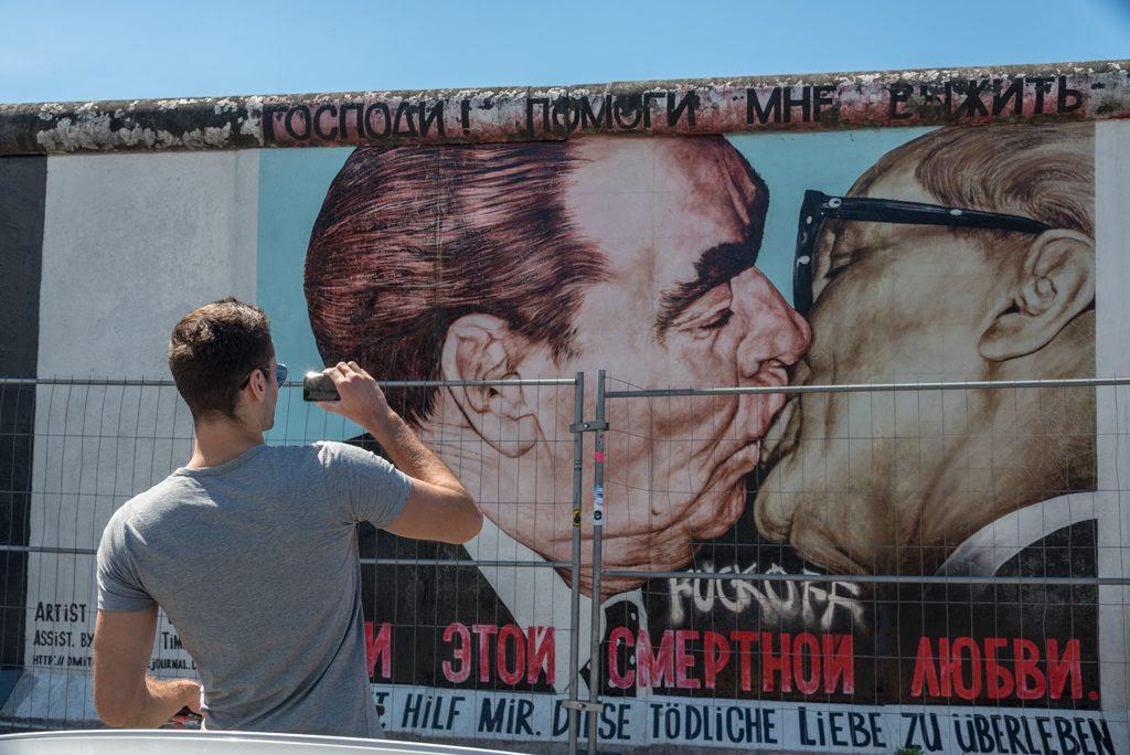 Street Art A Berlino I Quartieri Dove Trovarla Ci Vediamo Quando
