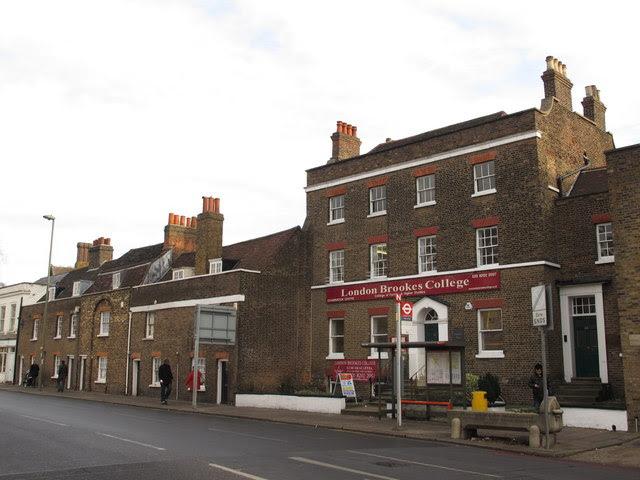 London Brookes College The Burroughs Mike Quinn Cc