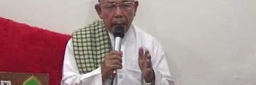 Tausiyah KH Zainuddin Dalila Pada Maulid Arbain Nabi Besar Muhammad SAW Malam Ke-2