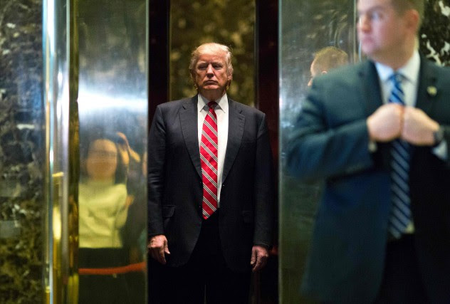 Donald Trump fait trembler les patrons de multinationales... (AFP)