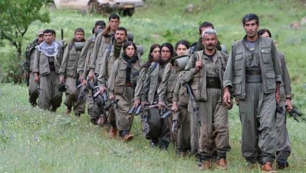 Image result for kurdish workers party