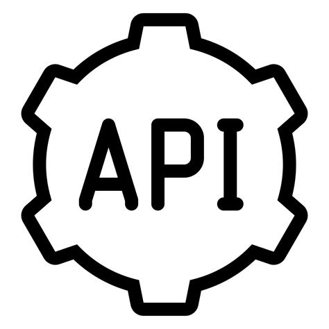 rest api icon   png  vector