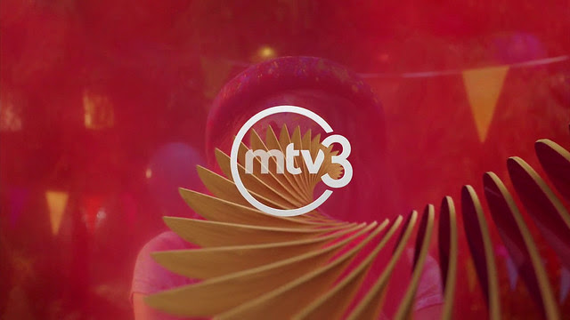 MTV3 ident 2013