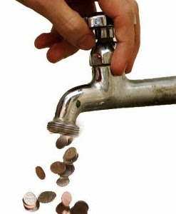 toneira_dinheiro