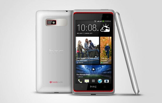 HTC Desire 600 announced quadcore processor, dualSIM and BlinkFeed