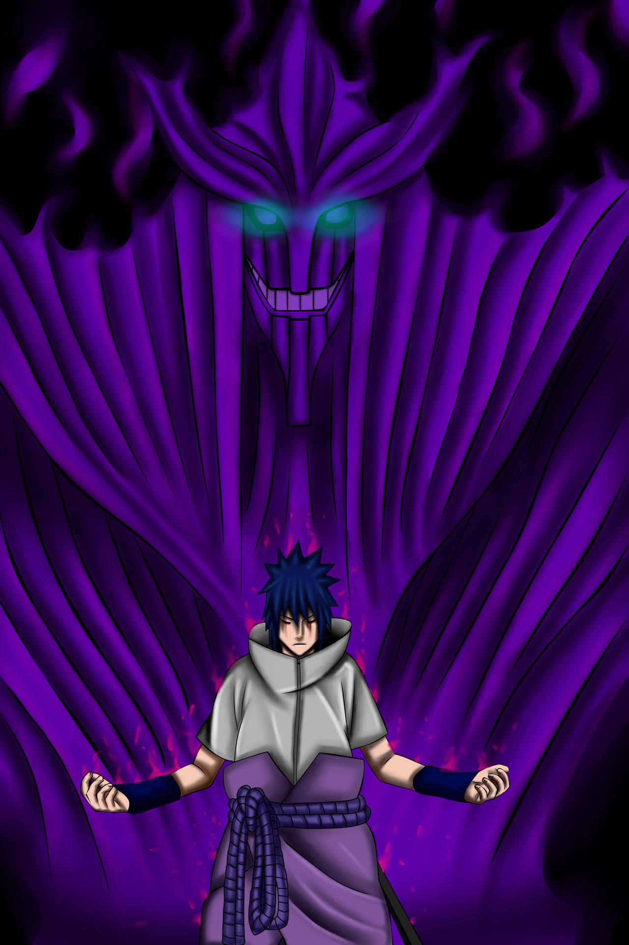 Download 80 Koleksi Wallpaper Keren Hd Sasuke HD Terbaru