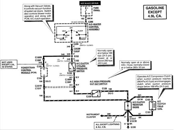 tuuli reynolds  wiring diagram for ford l9000