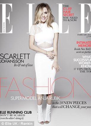 Tam mülakat Elle dergisi İngiltere baskısı Şubat sayısında bulunabilir: Exclusive