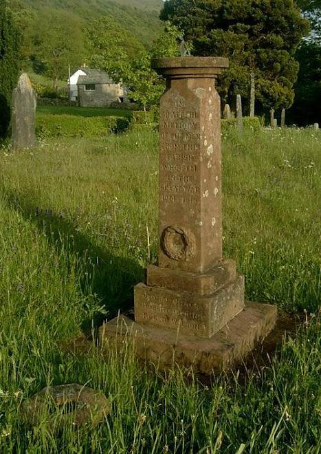 A gentle jaunt through a poignant aspect of Cumbria's history.