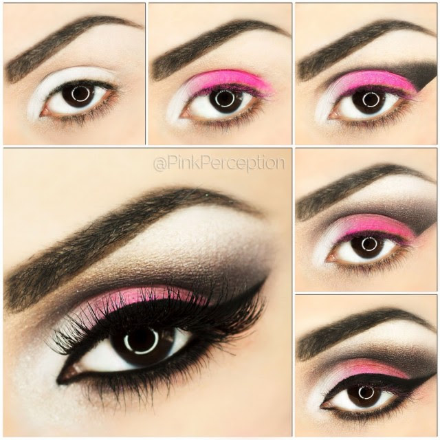 Types of makeup looks