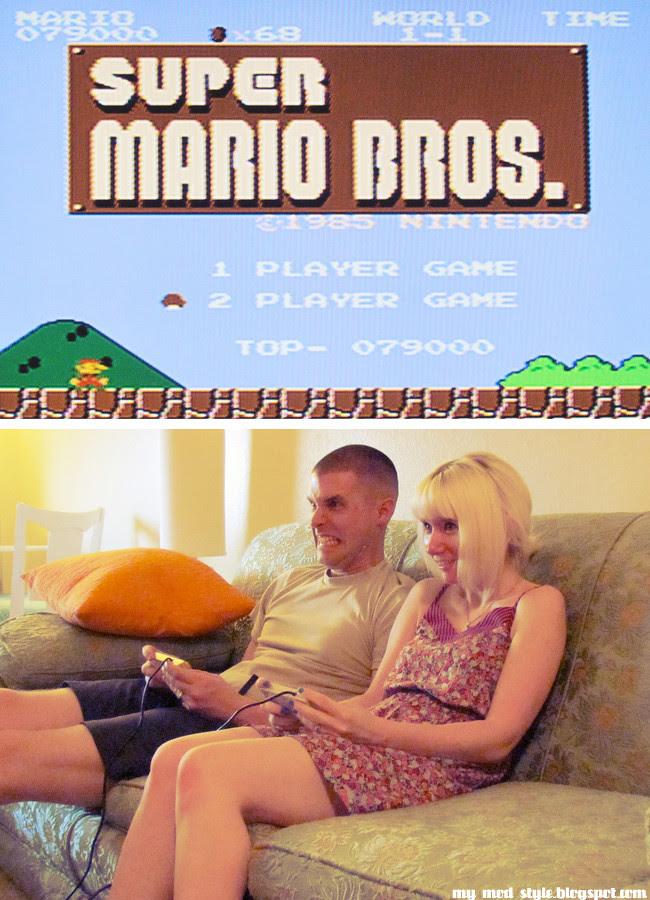 Playing Nintendo 1