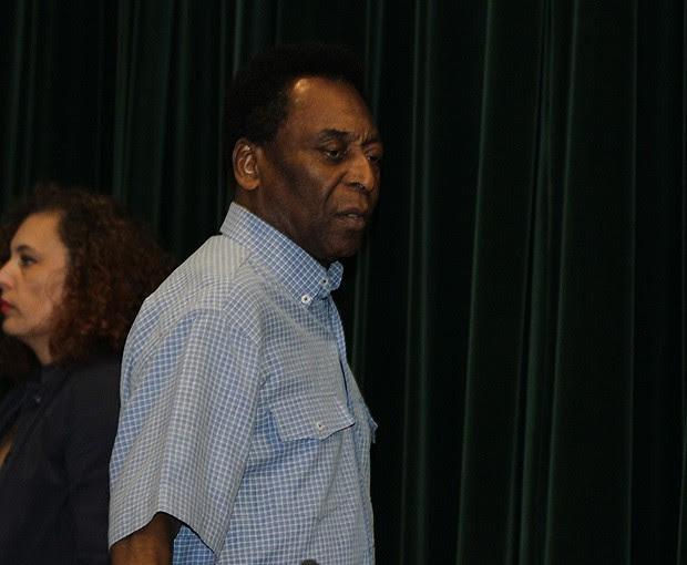 Pelé (Foto: Amauri Nehn/Photo Rio News)