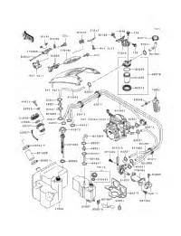 1991 Kawasaki JET SKI 650SX (JS650-B1) OEM Parts, Babbitts