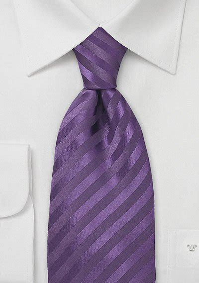 Mens Necktie in Lapis Purple   Bows N Ties.com