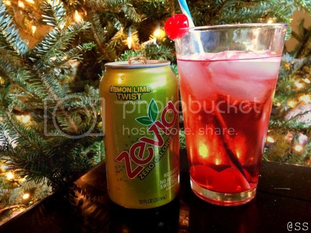 Zevia #CheersTo Shirley Temple