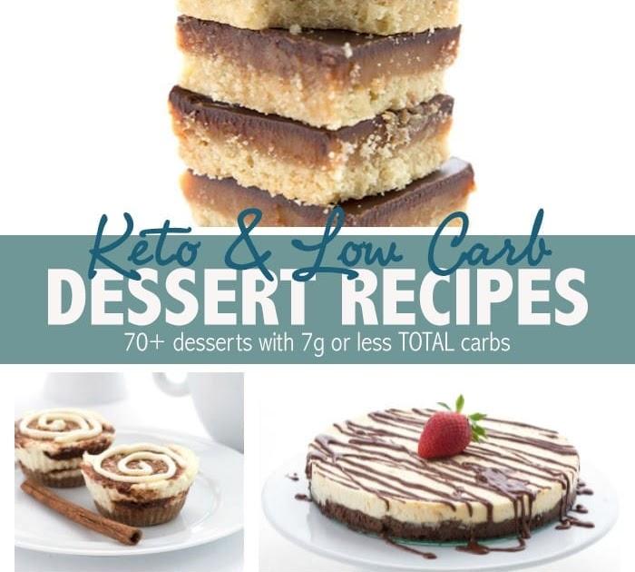 Keto Desserts Near Me - News and Health