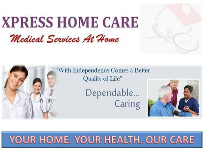 Xpress Home Care Medical Services At Home Authorstream