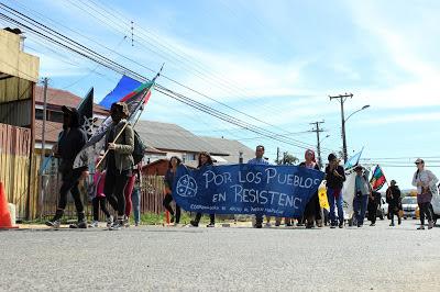 Marcha Puelo en Valdivia 7